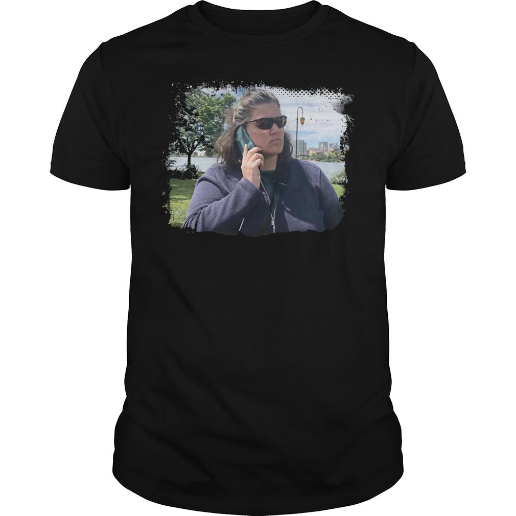Hello Police Bbq Becky Oakland Rises Shirt
