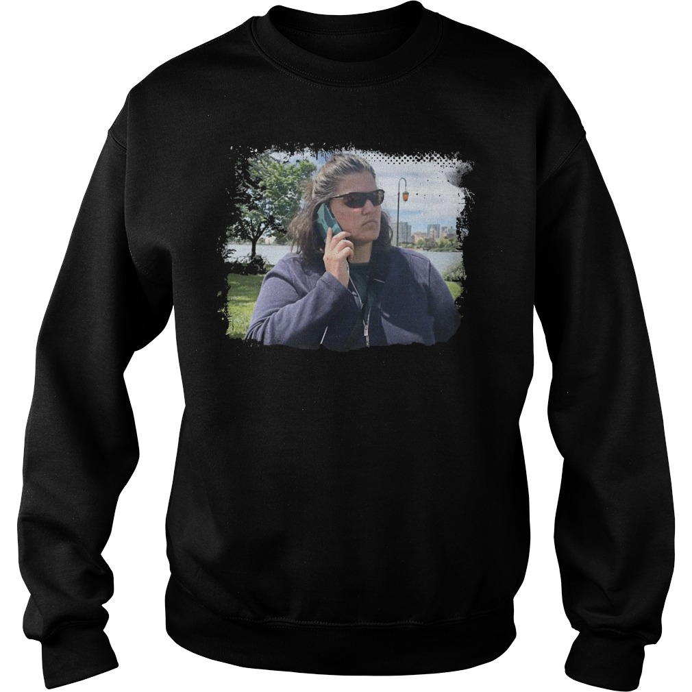 Hello Police Bbq Becky Oakland Rises Sweater