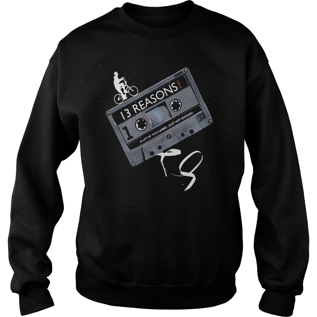 13 Reasons Why 13rw Sweater
