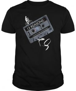 13 Reasons Why 13rw T Shirt