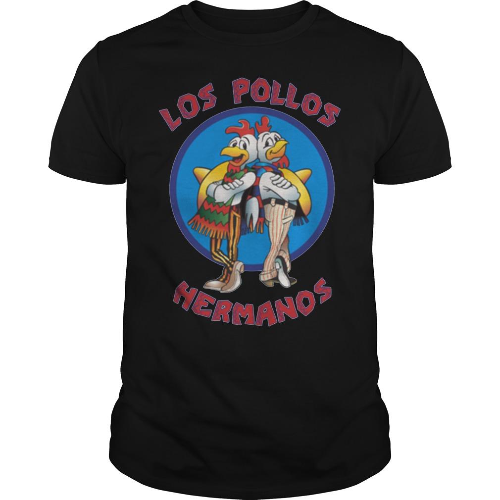 Breaking Bad Los Pollos Hermanos T Shirt