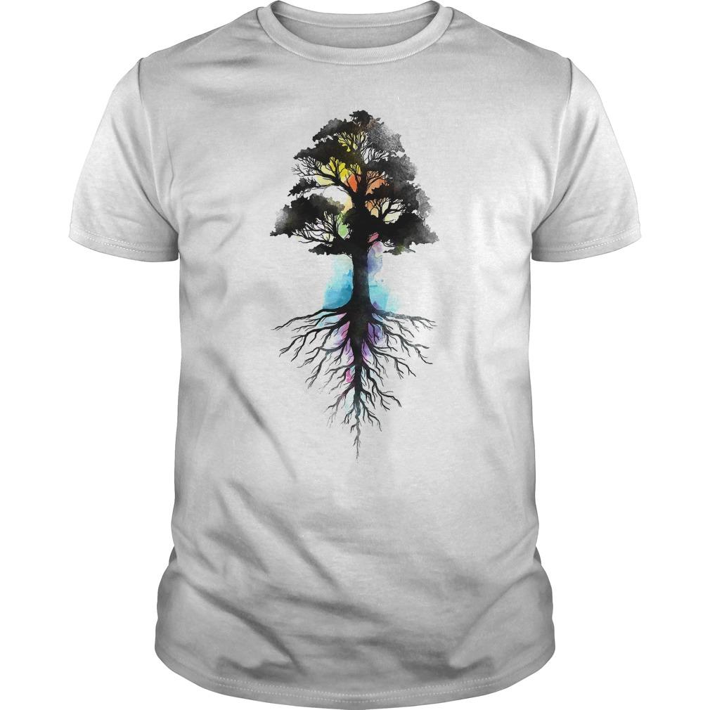 Tree Natural Source T Shirt