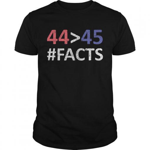 44 Greater Than 45 Anti Trump T Shirt Guys Tee.jpg