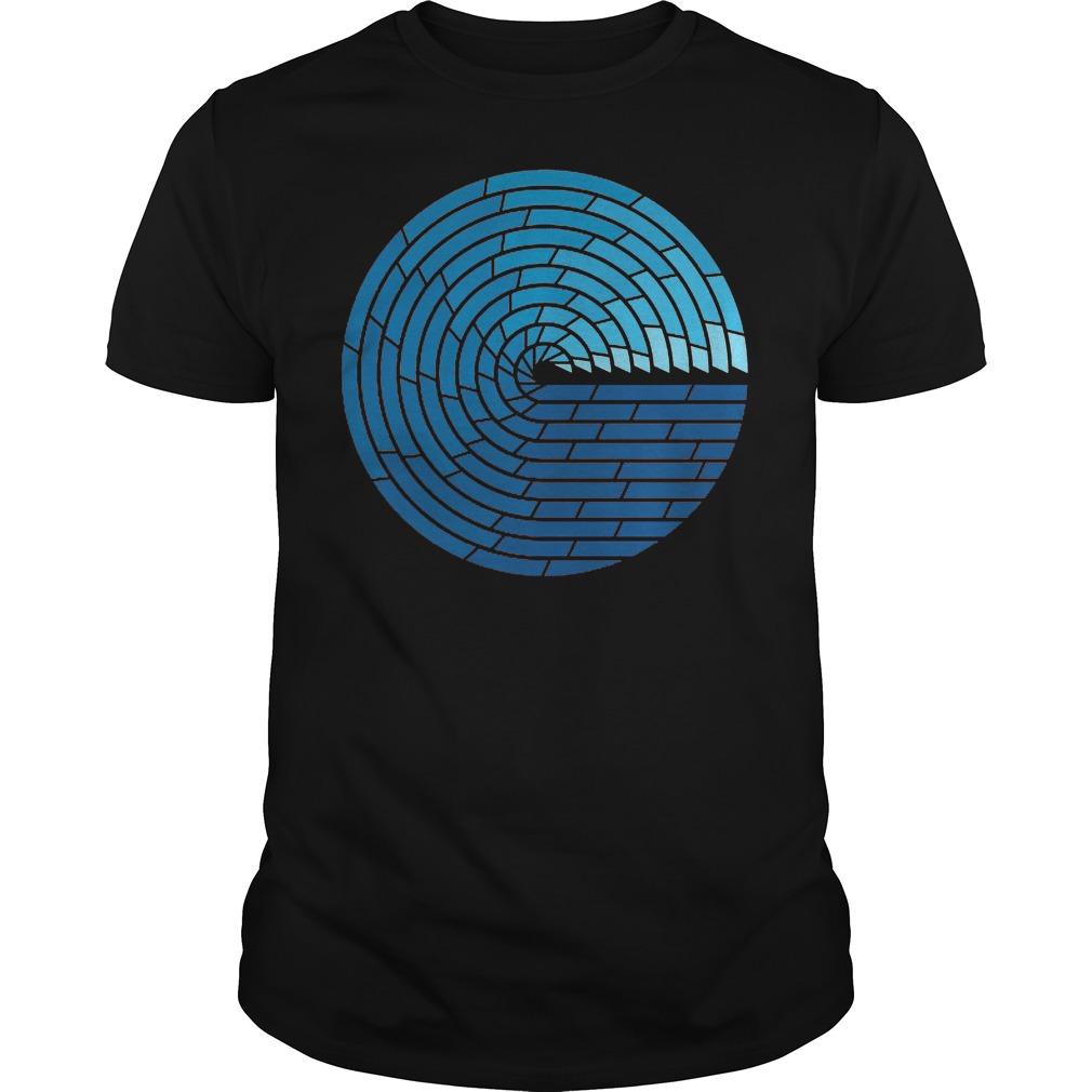 Almighty Ocean T-Shirt Classic Guys / Unisex Tee