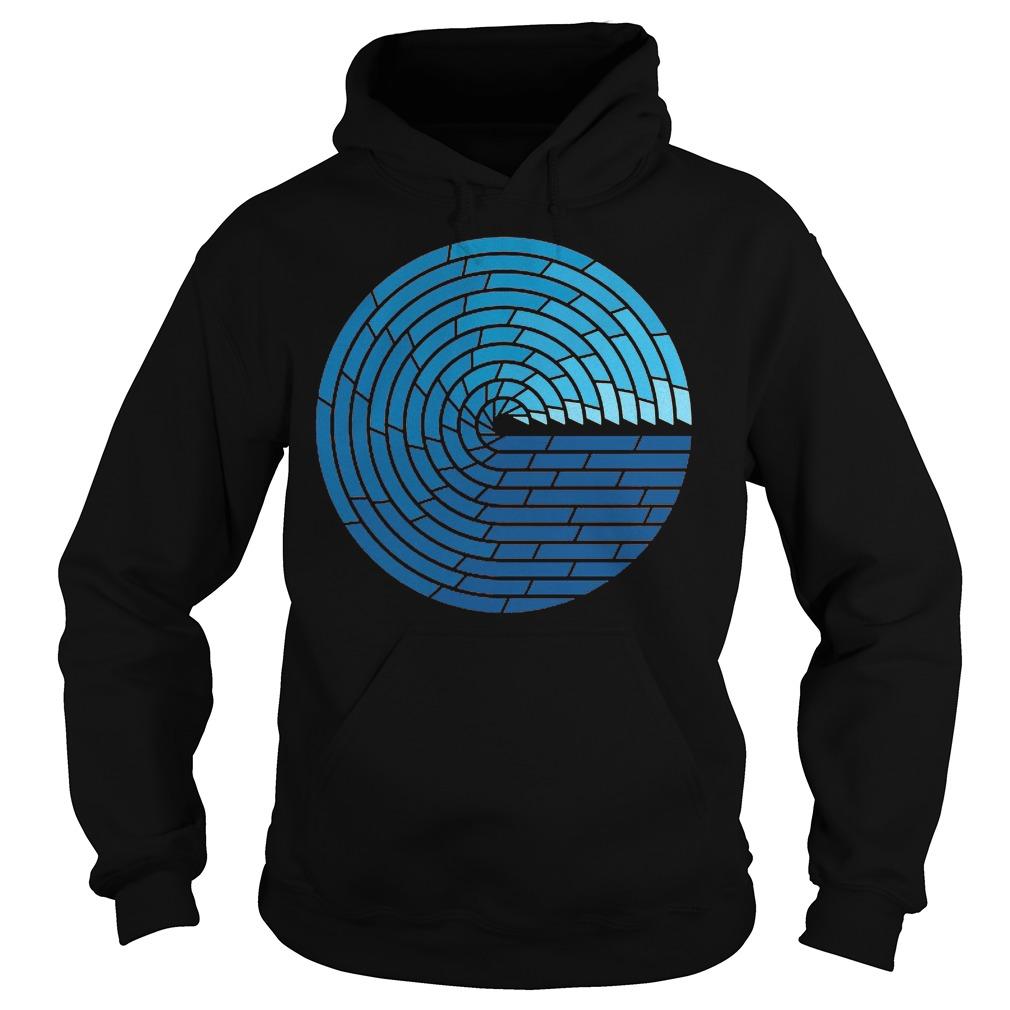Almighty Ocean T-Shirt Hoodie