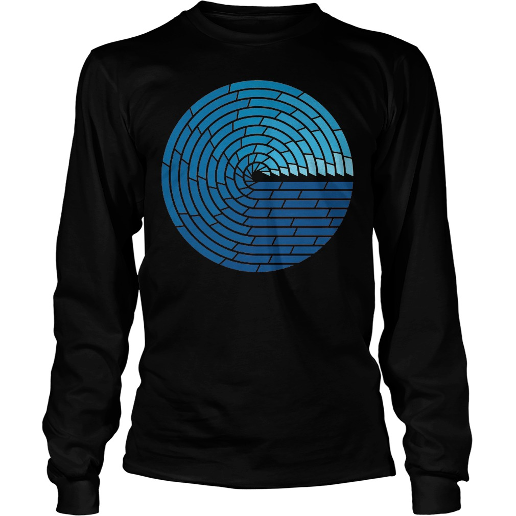 Almighty Ocean T-Shirt Longsleeve Tee Unisex