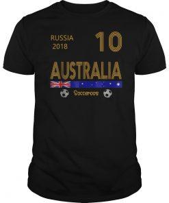 Australia Soccer World Cup 2018 T Shirt Guys Tee 8.jpg