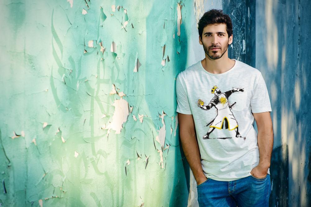 Banksy Python 1 2 5 T Shirt