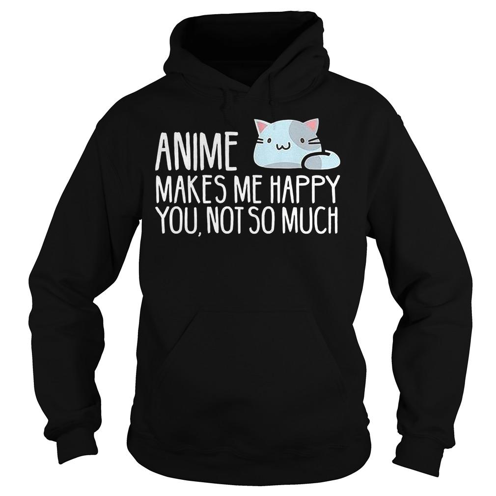 Funny Anime Anime Lover Graphic Novel T-Shirt Hoodie