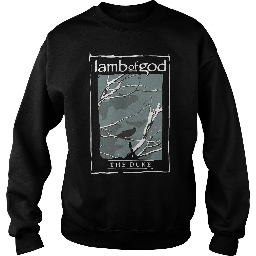 Lamb Of God The Duke Heavy Metal T-Shirt Sweatshirt Unisex