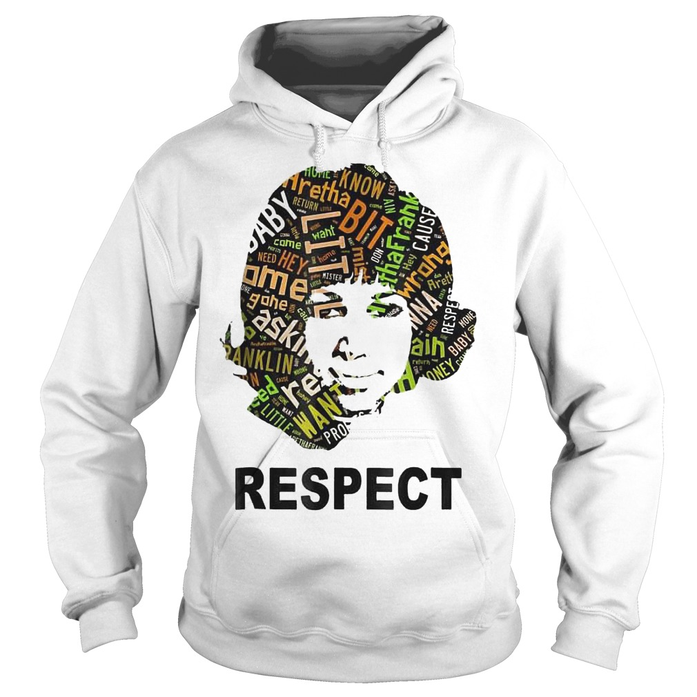 Aretha Queen of Soul RESPECT Hoodie