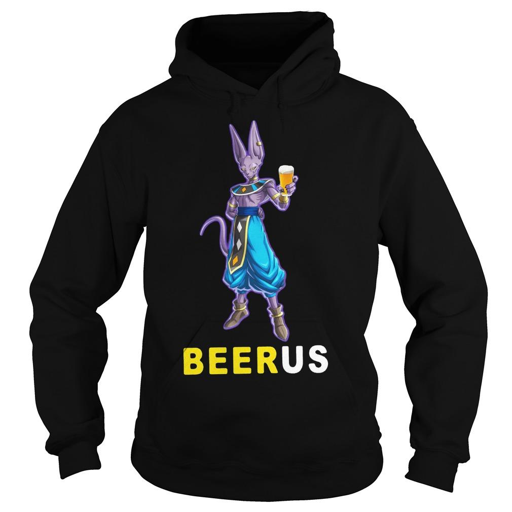 Beerus Dragon Ball Shirt Hoodie