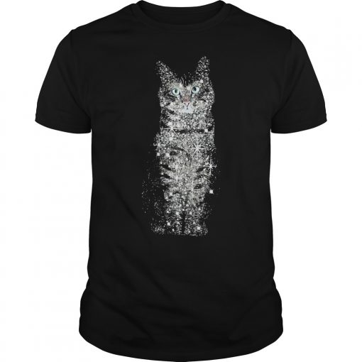 Cat bling shirt
