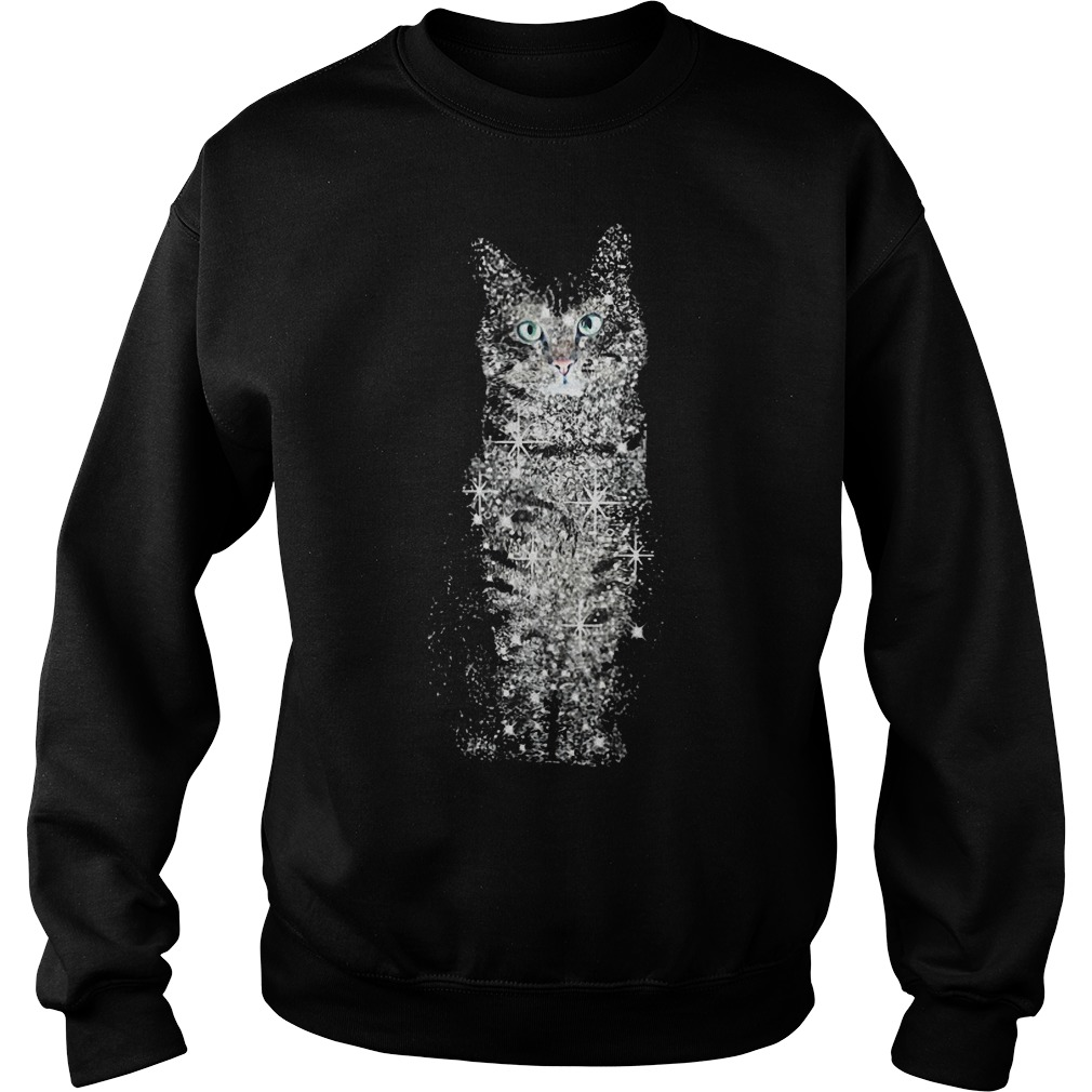 Cat bling shirt Sweatshirt Unisex