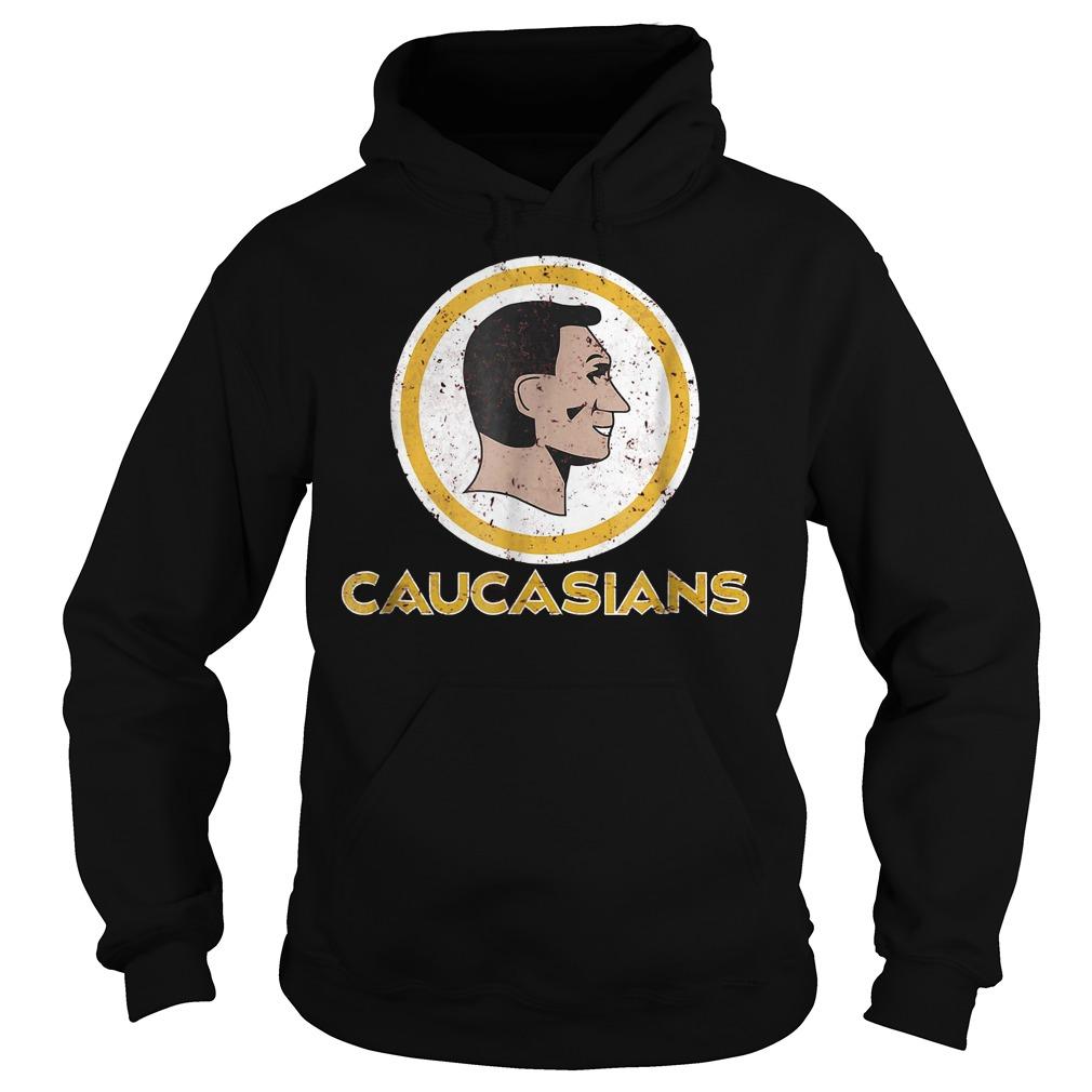 Caucasians Pride Shirt Hoodie