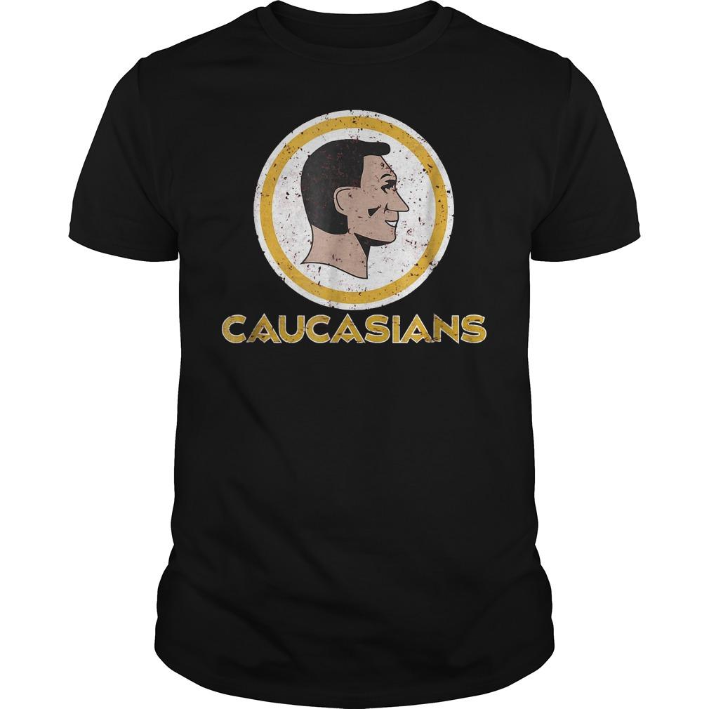 Caucasians Pride Shirt