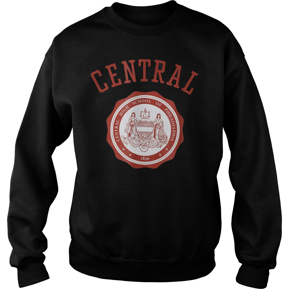 Central High School of Philadelphia shirt Sweatshirt Unisex