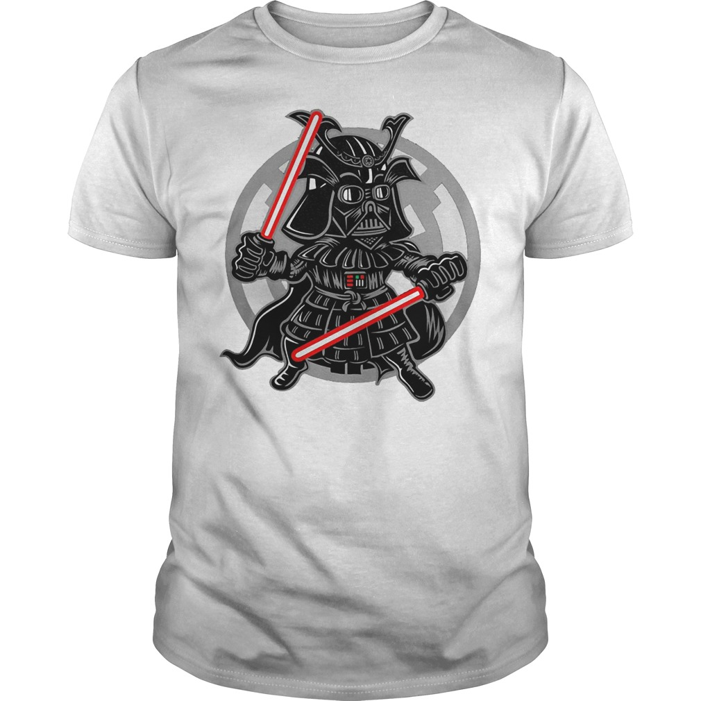 Dark Side Samurai Darth Vader Shirt