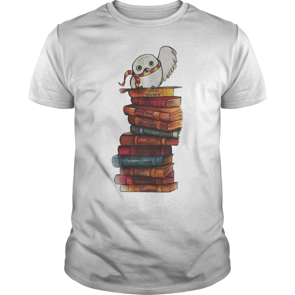 Harry Potter - Owl And Books Shirt
