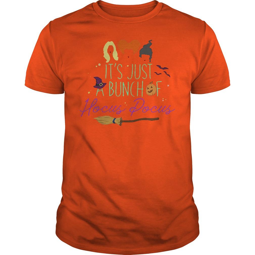 It's just a bunch of hocus pocus shirt