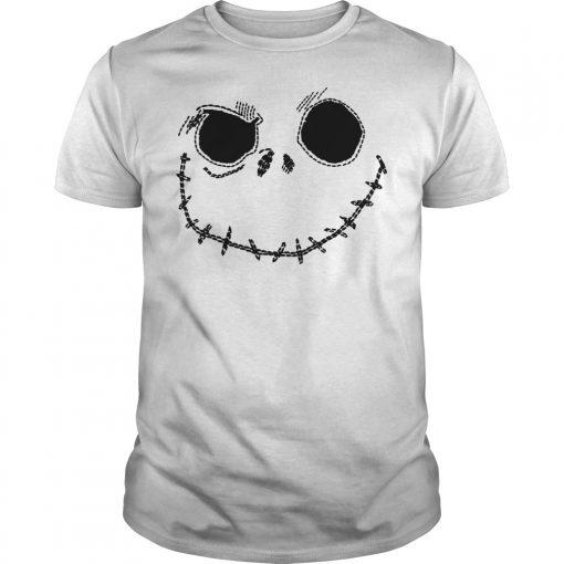 Jack Skellington Ringer shirt
