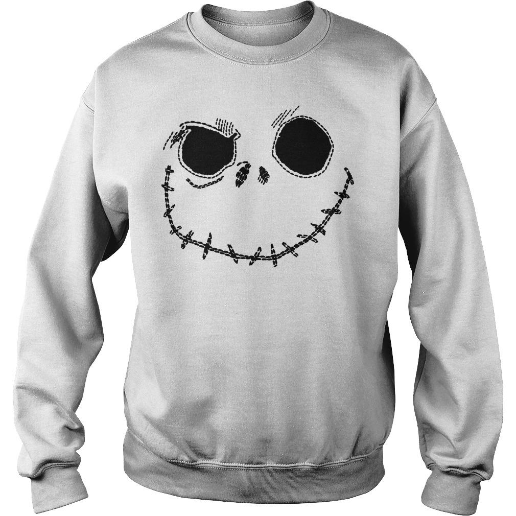 Jack Skellington Ringer shirt Sweatshirt Unisex