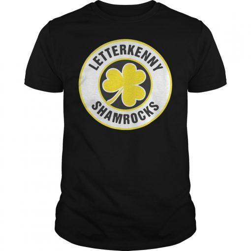 Letterkenny Shamrocks Retro St Patricks shirt