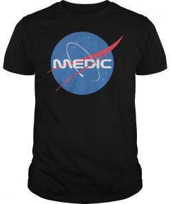 Medic Space Force shirt