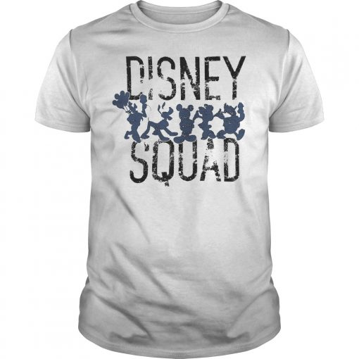 Mickey Mouse Disney Squad Shirt