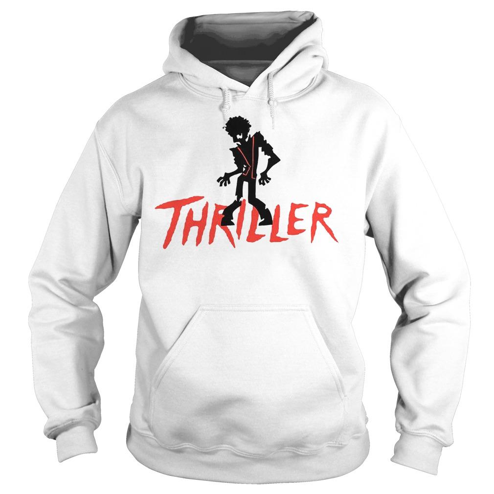 Thriller Zoombie shirt Hoodie