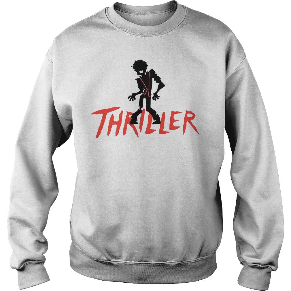 Thriller Zoombie shirt Sweatshirt Unisex