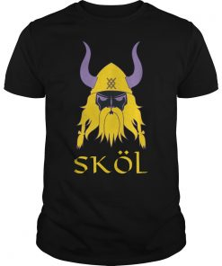 Viking Skol Shirt