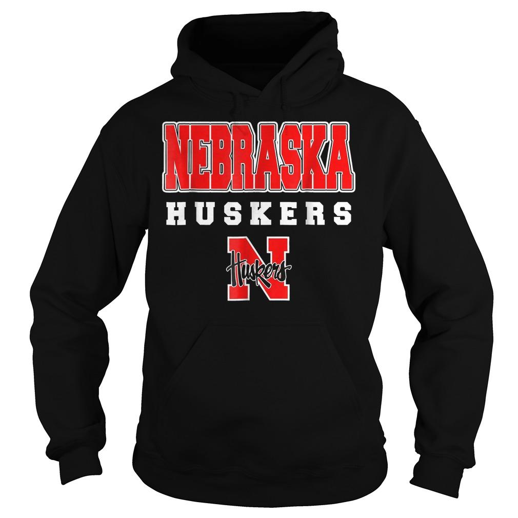 Nebraska Huskers shirt Hoodie