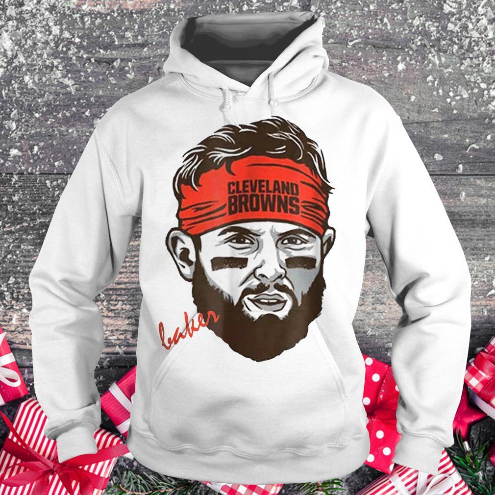 Cleveland Browns Christmas Sweater.Baker Mayfield Cleveland Browns Shirt Hoodie Longsleeve