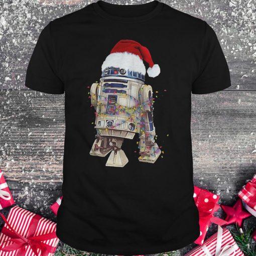 Christmas Artoo Detoo Star Wars shirt