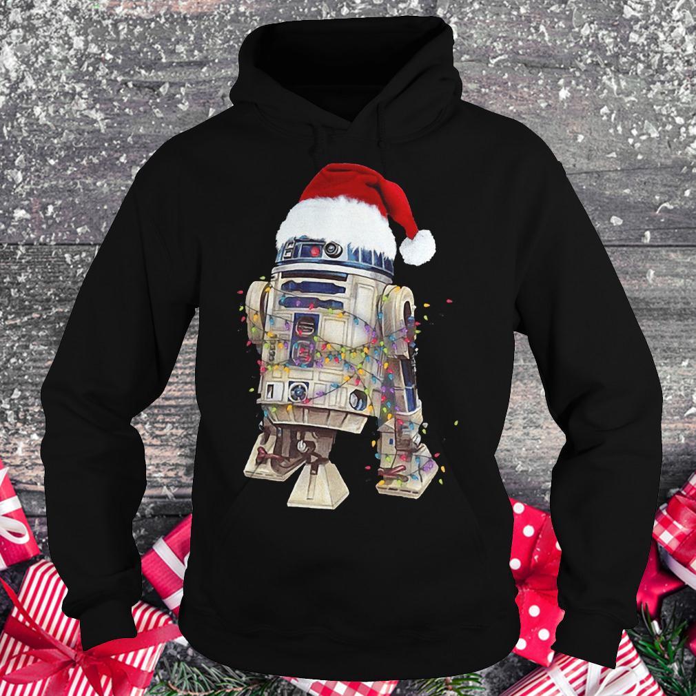 Christmas Artoo Detoo Star Wars shirt Hoodie