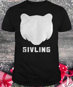 Halloween Givling glow in the dark shirt