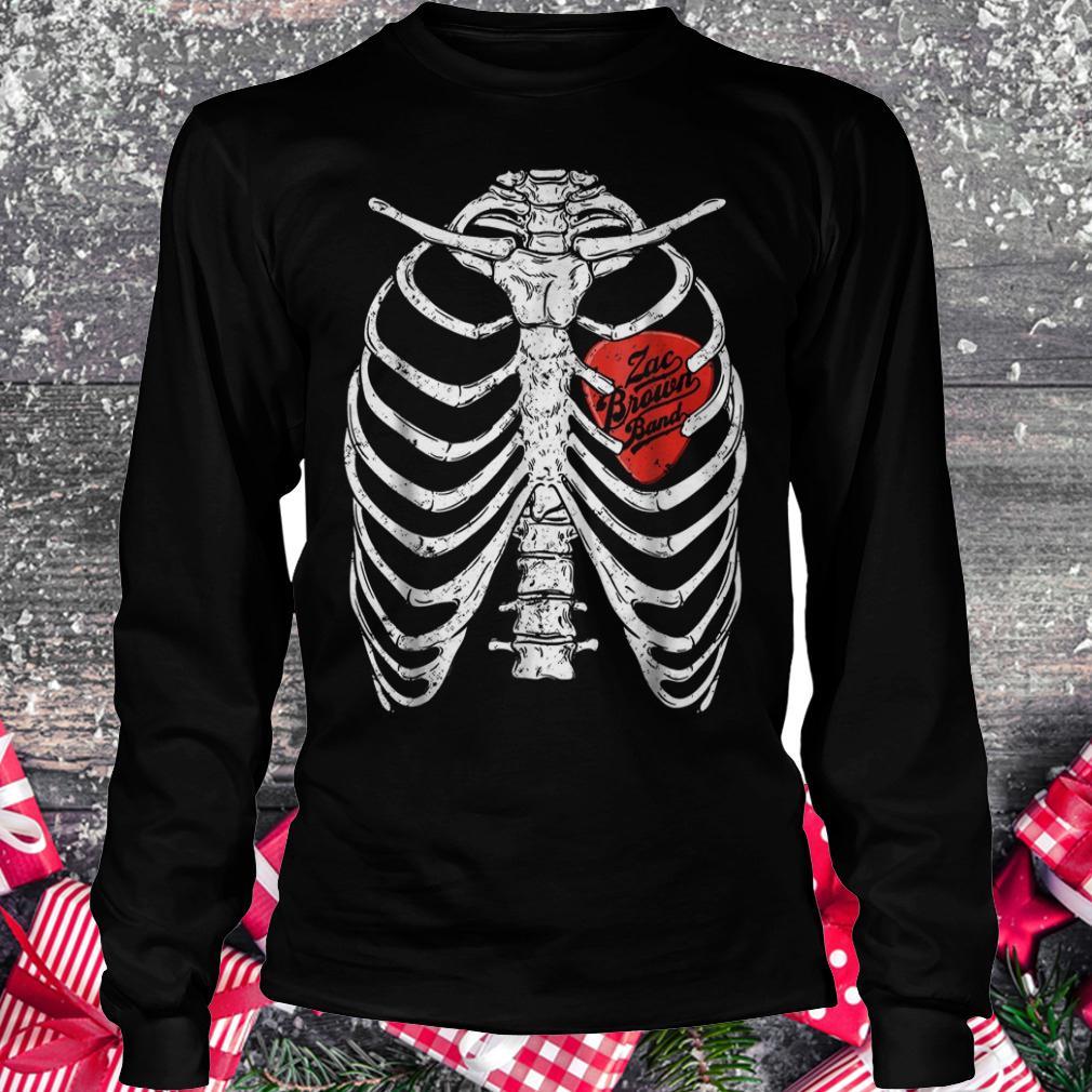 Band skeleton rib cage shirt, hoodie, longsleeve ...