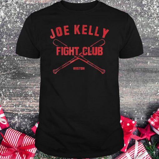Joes Kelly fights club Boston shirt