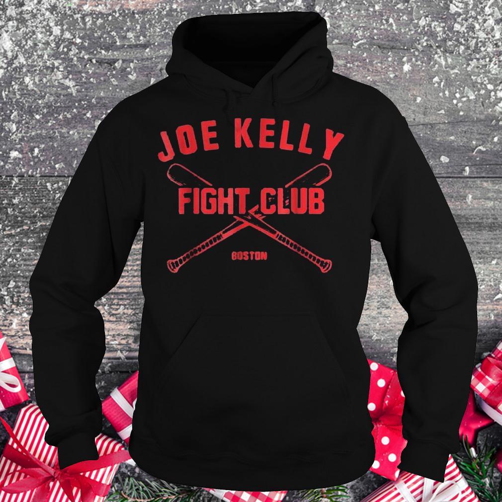 Joes Kelly fights club Boston shirt Hoodie