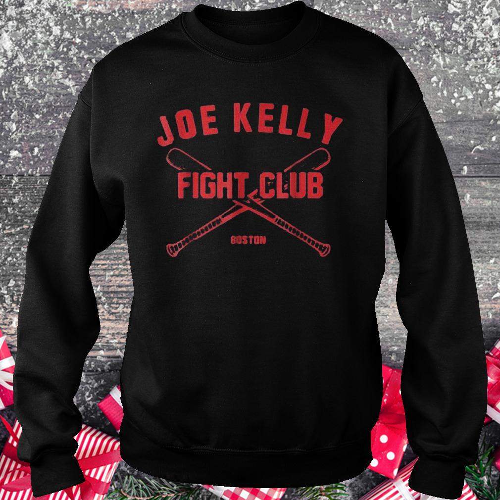 Joes Kelly fights club Boston shirt Sweatshirt Unisex