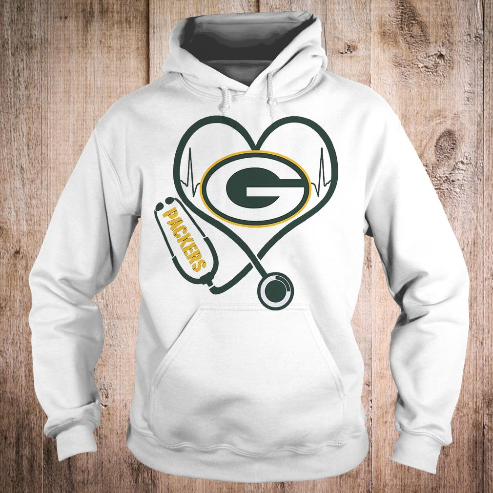 Love Green Bay Packers shirt Hoodie