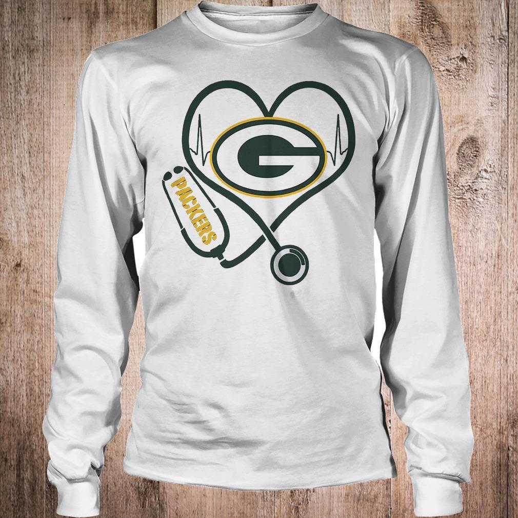 Love Green Bay Packers shirt Longsleeve Tee Unisex