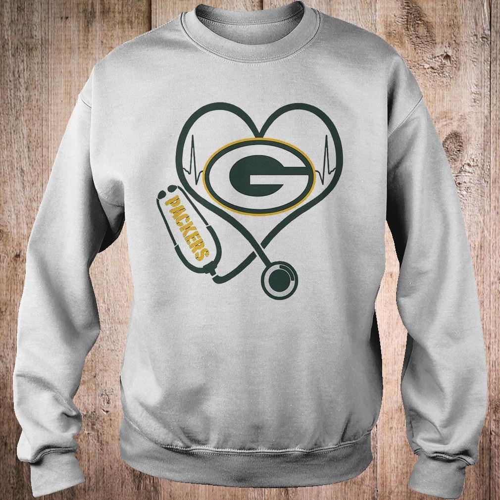 Love Green Bay Packers shirt Sweatshirt Unisex