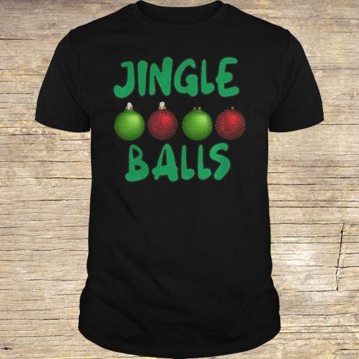 Tinsel balls Christmas shirt