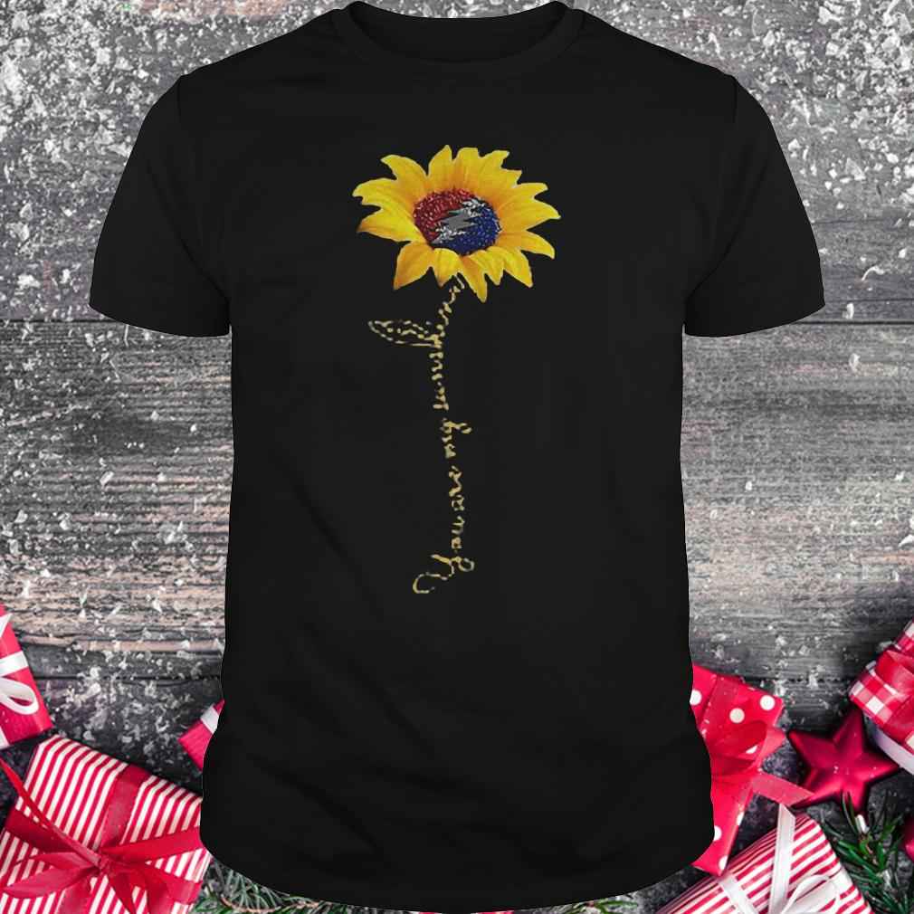 You are my sunshine France shirt