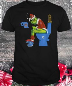 Awesome Boston Red Sox Grinch Toilet New York Yankees Los Angeles Dodgers Shirt Classic Guys Unisex Tee 1.jpg