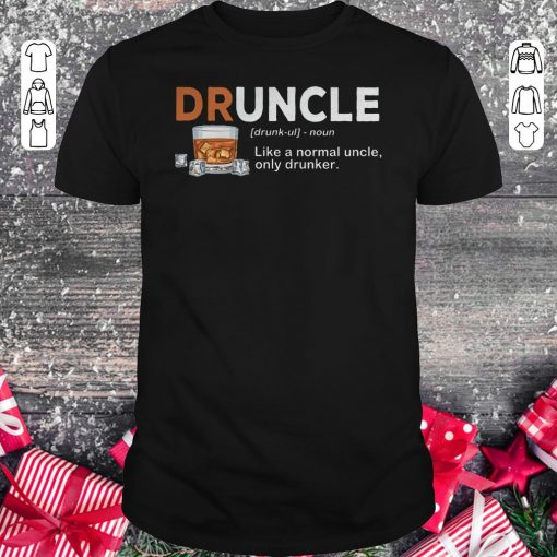Druncle Definition Classic Guys Unisex Tee 1.jpg