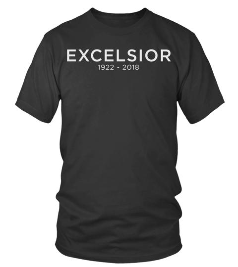 Excelsior Rip Stan Lee T Shirtround Neck T Shirt Unisex 1.jpg