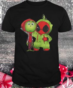 Original Grinch Baby Deadpool shirt